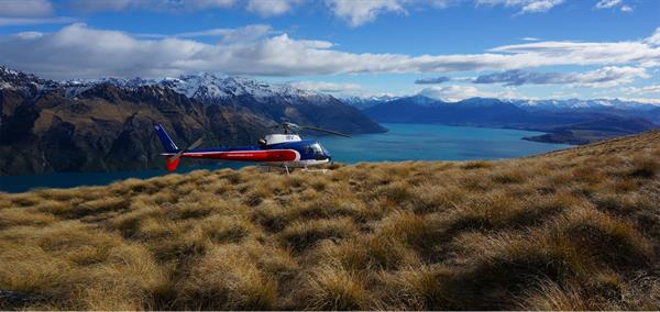 Scenic flight Glen Orchy/ Queenstown