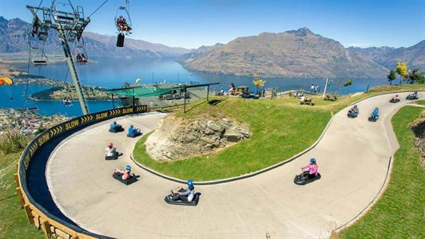 Queenstown Gondola and Luge