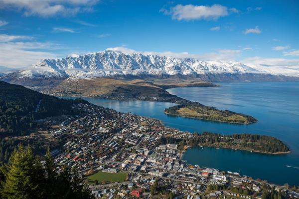 Two nights in Queenstown