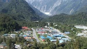 A night in Franz Josef