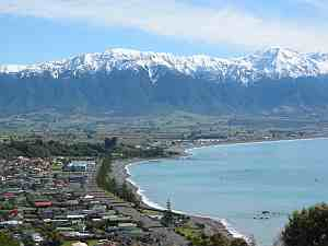 A night in Kaikoura