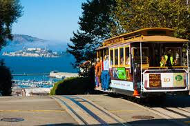 Cable Car + Lombard Street