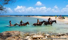 Sunset Beach Horse Ride Phuket
