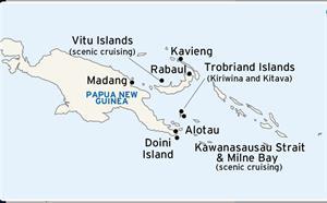 Rowan and Monique's Honeymoon Registry - Honeymoon registry Papua New Guinea
