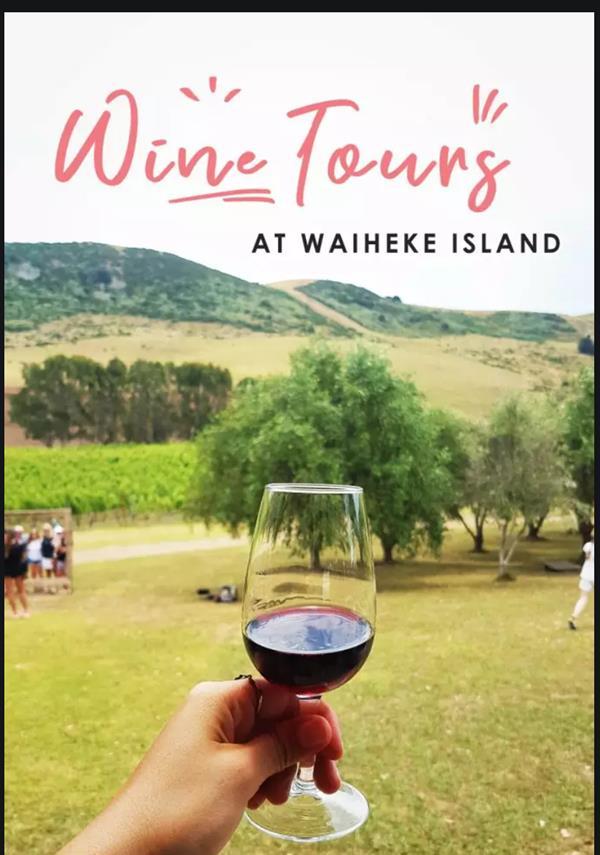 Waiheke Island Winery Tour