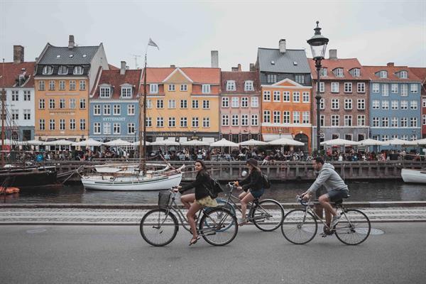 Bicycle tour of Copenhagen
