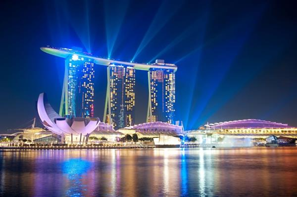 One Nights Accomodation at the Marina Bay Sands Luxury Hotel