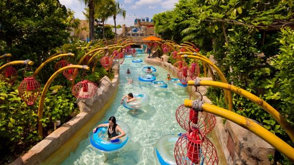 Adventure Cove Waterpark - 1 Day Pass