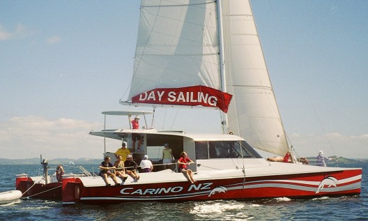 A day of Sailing on the Cairno NZ