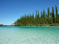 Honeymoon to New Caledonia - Honeymoon registry New Caledonia