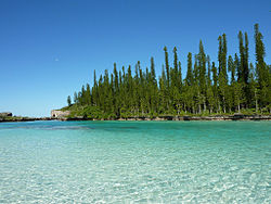 Honeymoon to New Caledonia - Honeymoon registry New Caledonia