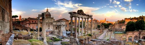 Colosseum and Forum Tour