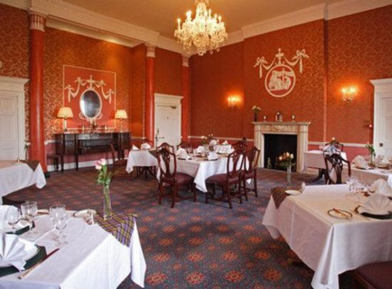 Romantic Dinner for Two at the Culloden House Hotel