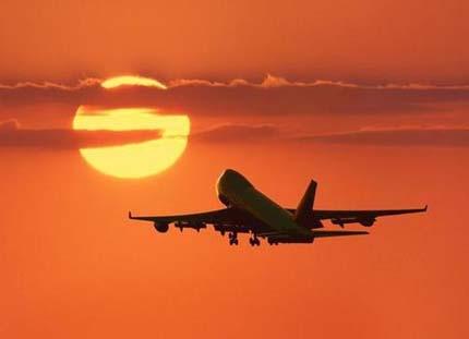 Flight from Honolulu to Sydney