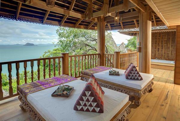 Couples Massage at Santhiya Resort