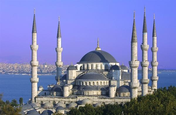 1. Istanbul - Blue Mosque