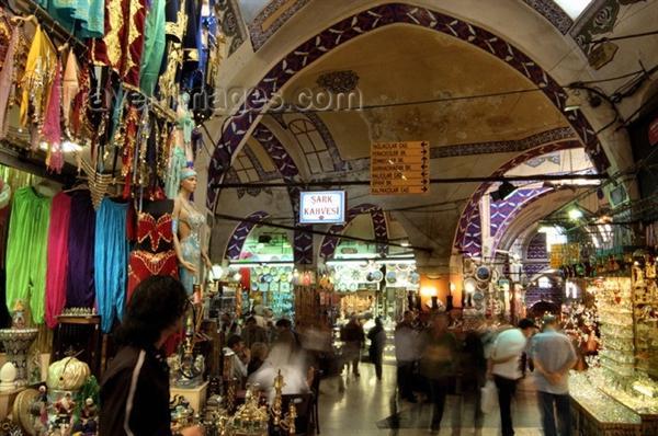 1. Istanbul - Grand Bazaar