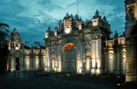 1. Istanbul - Dolmabahçe Palace