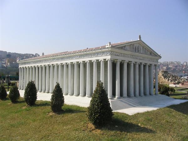 2. Selcuk - Temple of Artemis