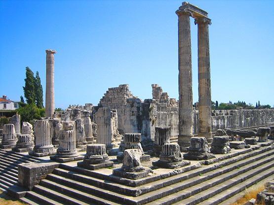 2. Selcuk - Day trip from Selcuk to Didyma ,Priene, Miletos