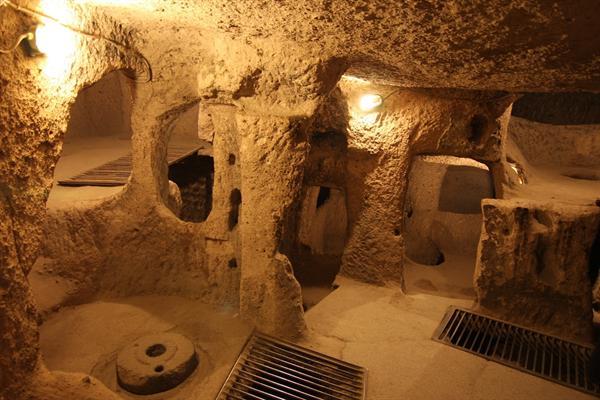3. Cappadocia - Underground Cities - tour