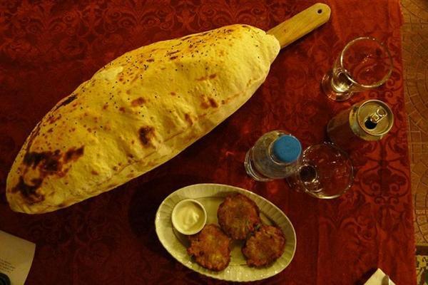 3. Cappadocia - Turkish Lunch