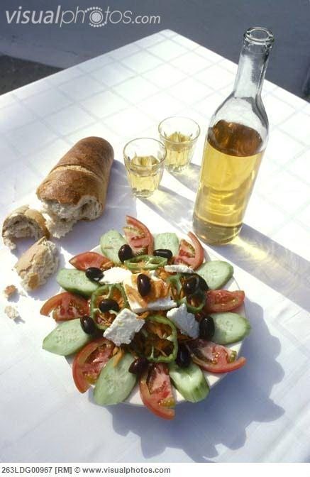 1. Crete, Rethymno - Romantic Greek Dinner
