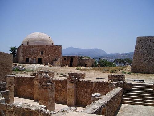 1. Crete, Rethymno - Fortezza castle