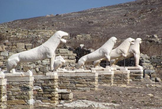3. Mykonos - Ferry to Delos