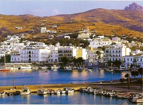 3. Mykonos - Tinos Island Tour