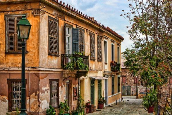 4. Athens - Accommodation