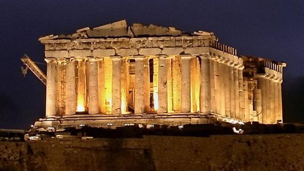 4. Athens - The Acropolis!