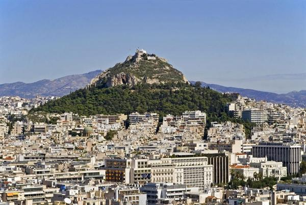 4. Athens - Mount Lycabettus
