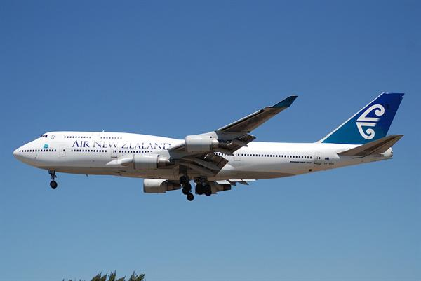 One way flights Sydney to New Zealand