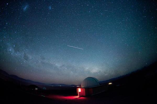 Earth and Sky Tour at Mt John Observatory