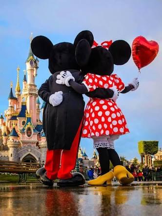 Tickets to Disneyland Paris