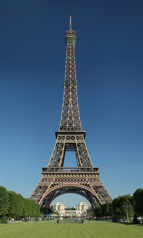 Eiffel Tower Tickets to the TOP!