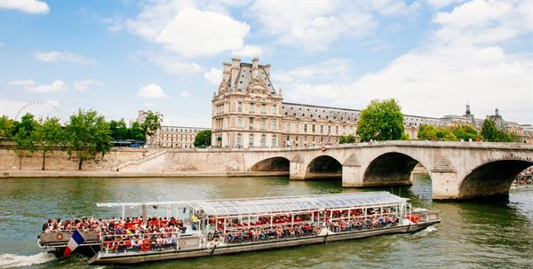 River Cruise down the Seine