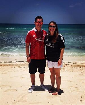 Jaime and Duncan Scottish Wedding 2019 - Honeymoon registry London and then Iceland