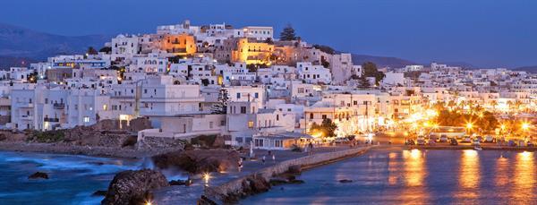 1 nights accommodation on Naxos Island