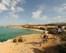 Naxos Island bike tour