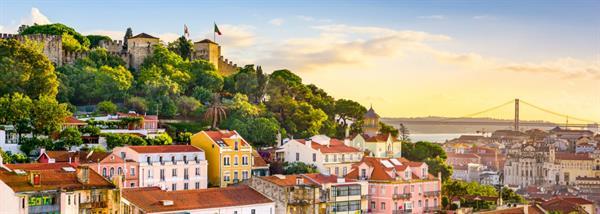 1 nights accomodation in Lisbon
