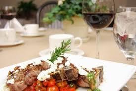Romantic dinner in Madrid