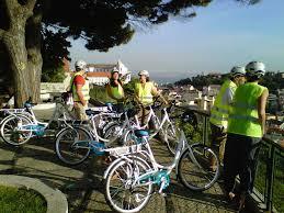 Electric bike tour through Lisbon