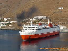 Island Ferries in Greece