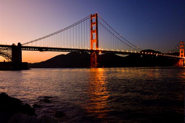 San Francisco Bay Sunset Cruise