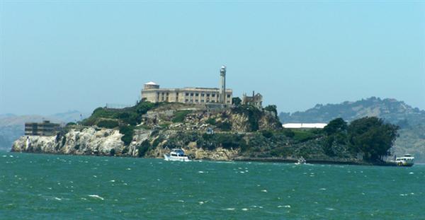 Alcatraz tour for two