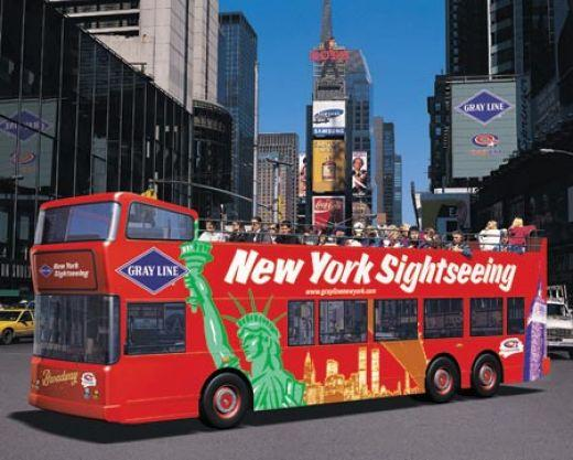 New York tour for two