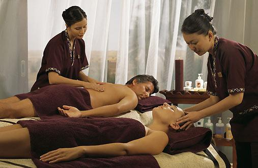 Spa package for two