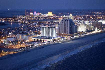 Accommodation in Atlantic City for 1 night